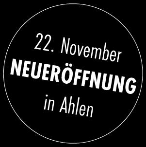 Neueröffnung 22. November 2018 Kempermarkt in Ahlen